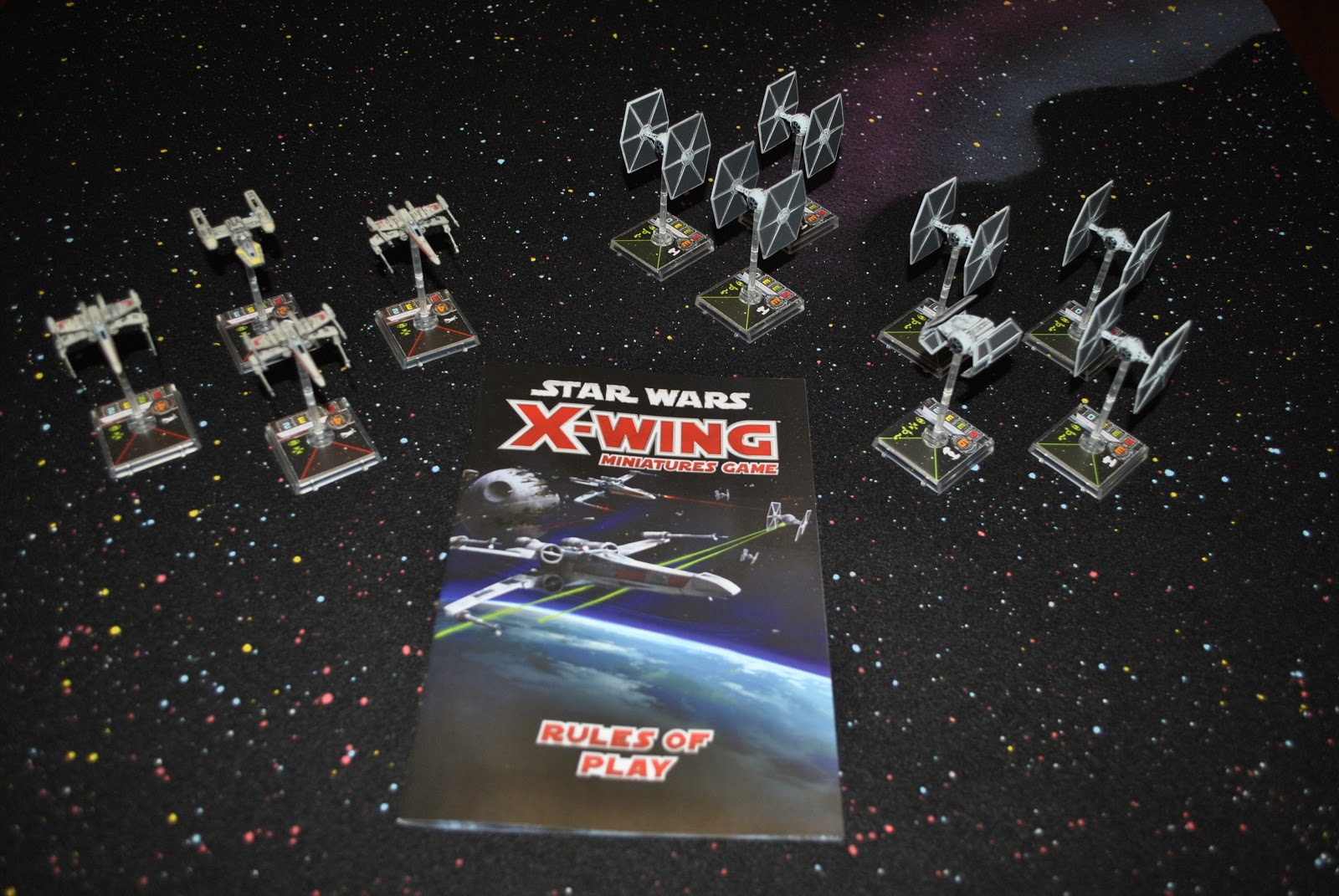 Star Wars X-Wing Miniatures GameX Wing Game