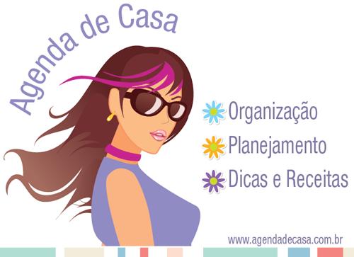 Agenda de Casa by Rosely Archela