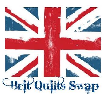 Brit Quilt Swap