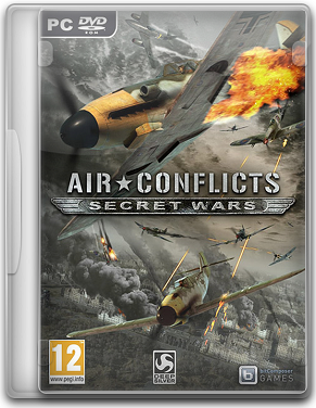 Capa Air Conflicts: Secret Wars   PC (Completo) + Crack