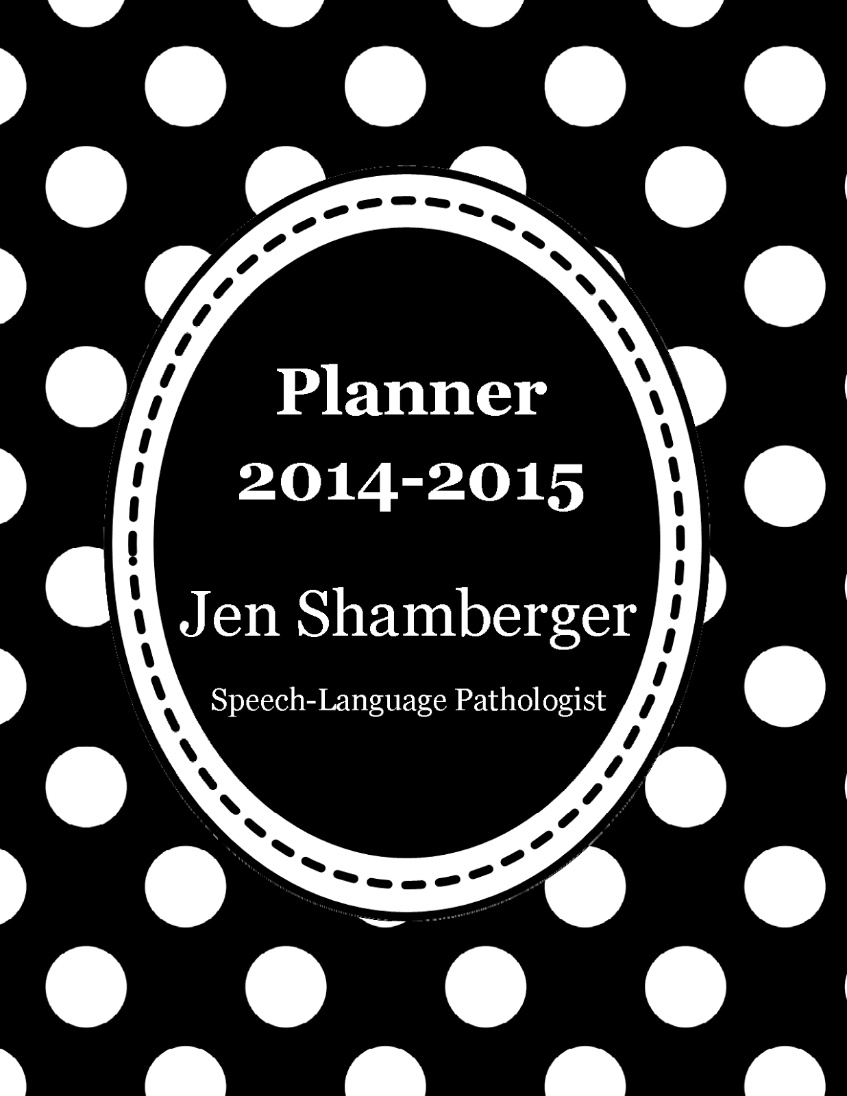 Special education planner bright colors black white i have included a general cover and also my first do it yourself editable covers for each design solutioingenieria Images