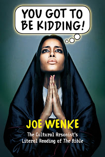 "Cover of book ""You got to be kidding"" by Joe Wenke."
