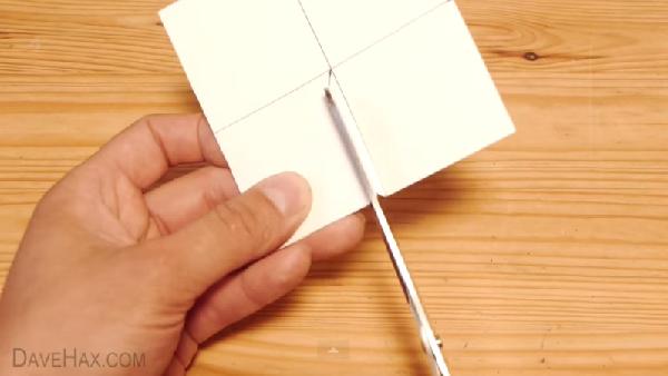 キューブマジックの作り方