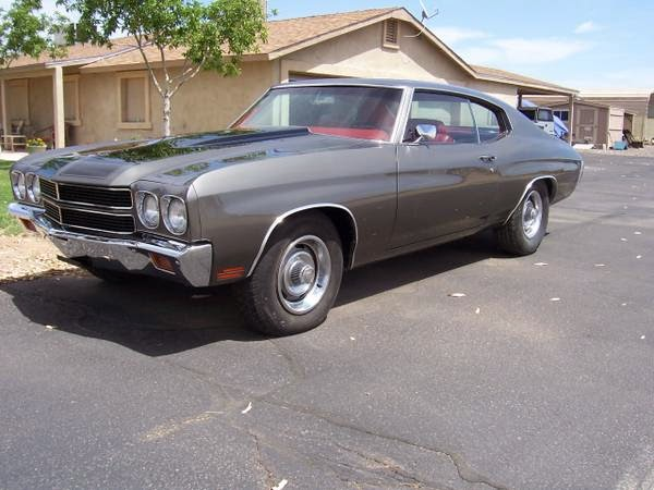 1970 Chevrolet Chevelle for Sale - Buy American Muscle Car