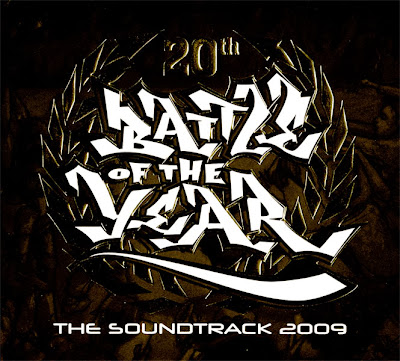 OST – 20th Battle Of The Year: 2009 (2xCD) (2009) (320 kbps)