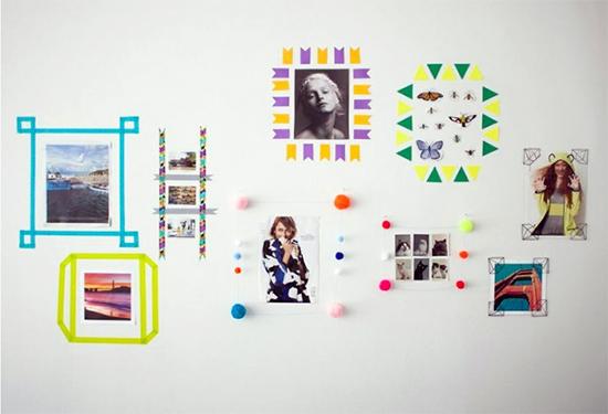 mural na parede, faça você mesmo, diy, galery wall, wall, parede, decoração, quadros