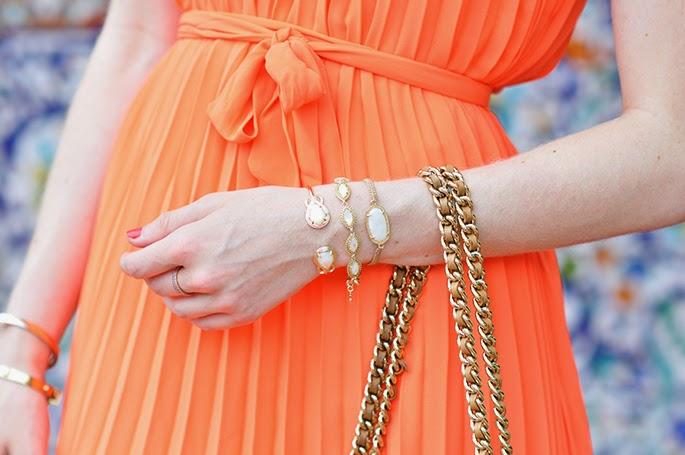 Kendra Scott ivory pearl bracelets