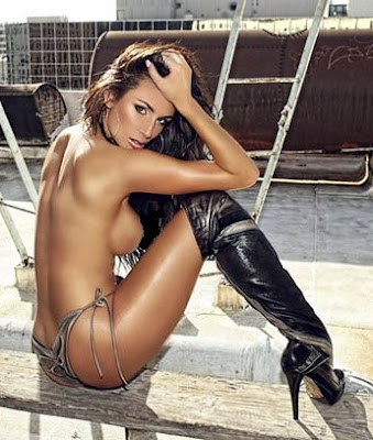 Rosie Roff 20 Hot Ass Rosie Roff Posing Topless And Showing Her Assets HQ Photos 2013