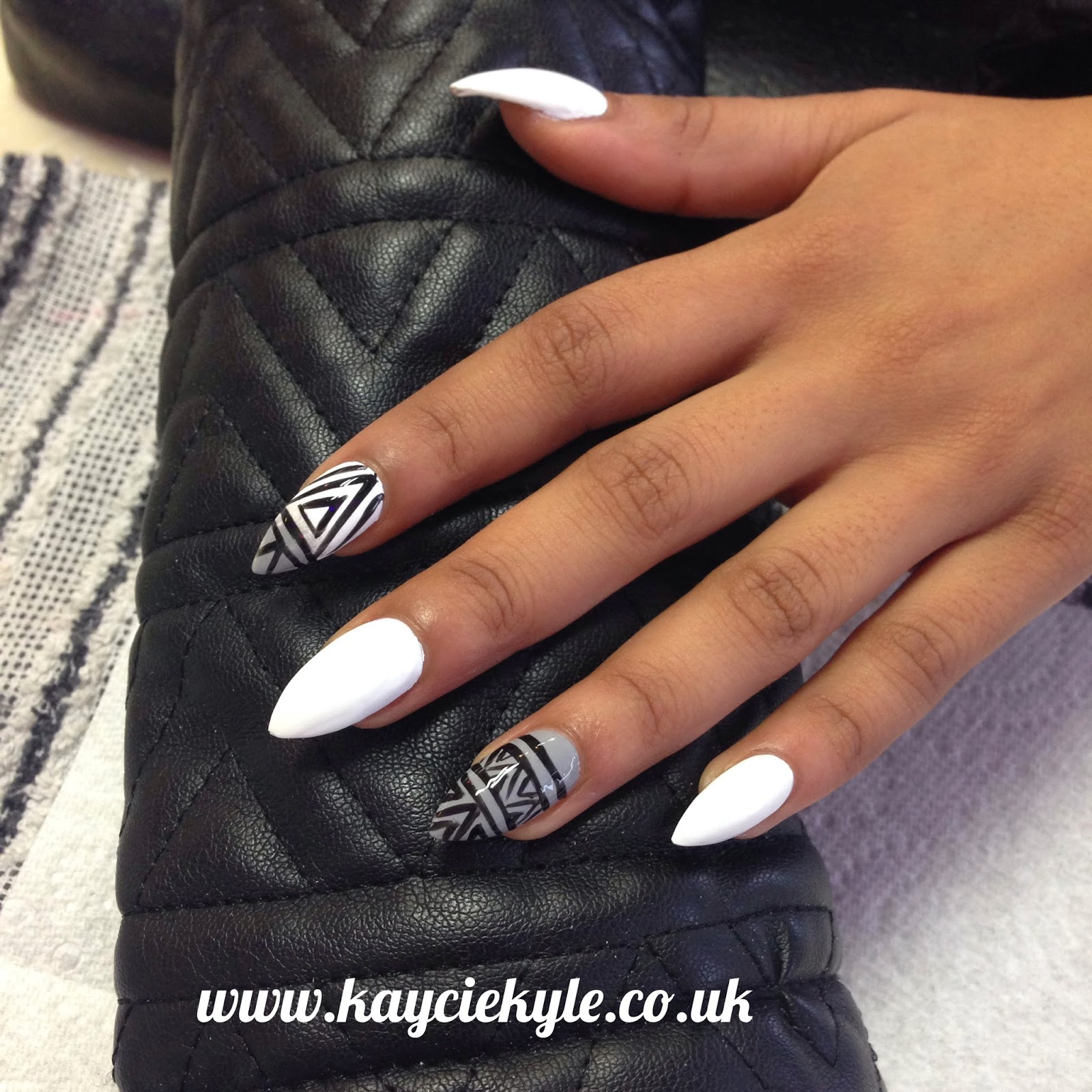 Best Nails: Kaycie Kyle
