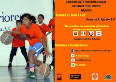 Campamento Internacional BL Oaxaca