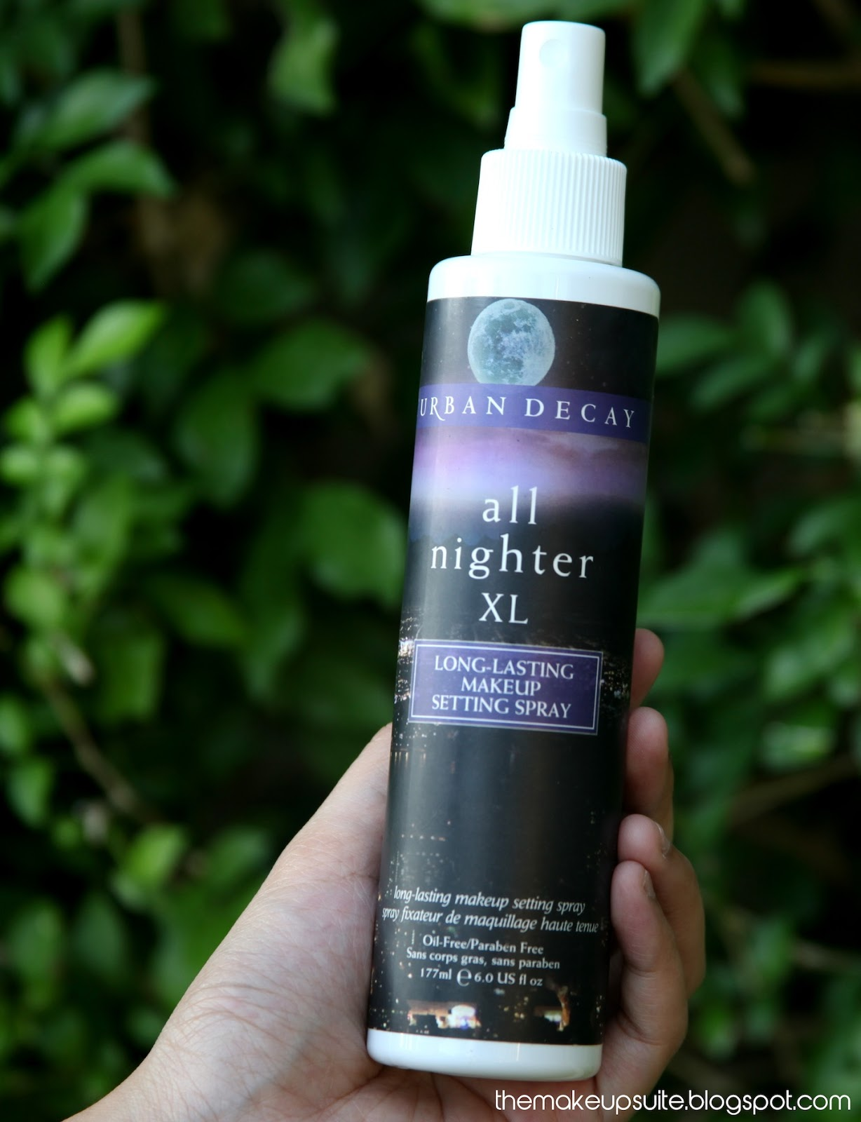 ... Suite: Urban Decay All Nighter Long-lasting Makeup Setting Spray