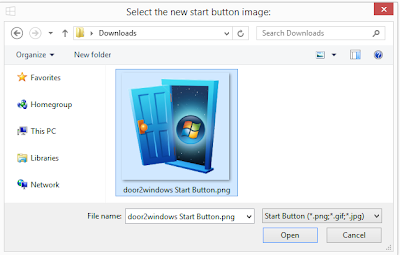Start Button Changer Windows 8.1 Free