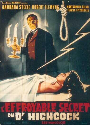 Cinéma Frissons, horreur et épouvante 1042500114349_Effroyable_secret_Dr_Hitchcok