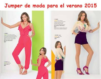 Looks de verano 2015 con jumper