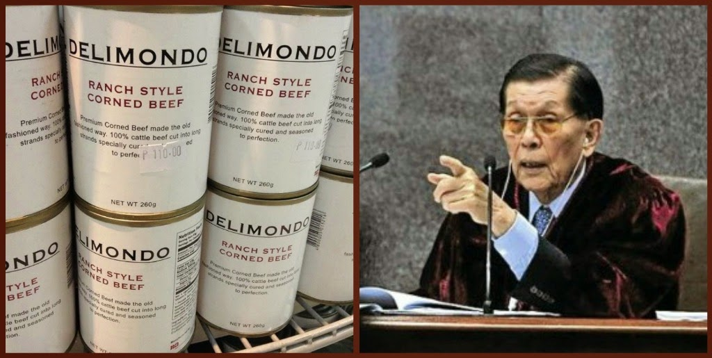 Delimondo owned by Enrile