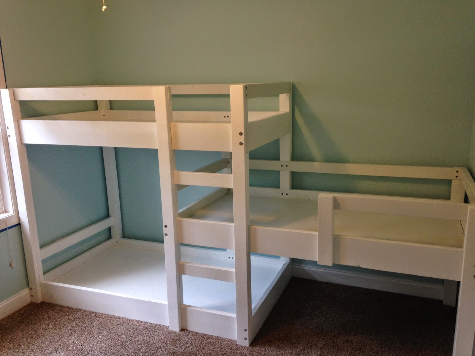 Plans for Building a Loft Bed Free