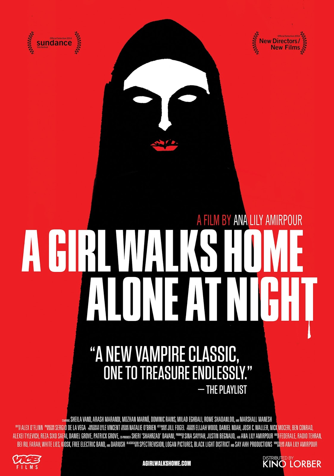 "Review | ""A Girl Walks Home Alone at Night"""