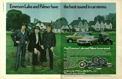 emerson lake palmer craig car audio