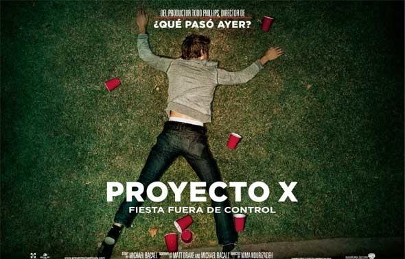 """Como Hacer una Fiesta """"Proyecto X"""""""
