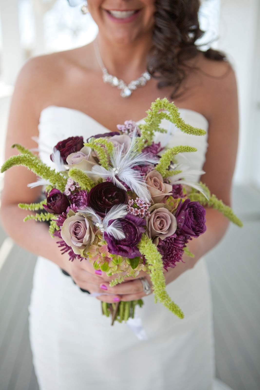 Gala Affair Events Winter Wedding Bouquet Ideas