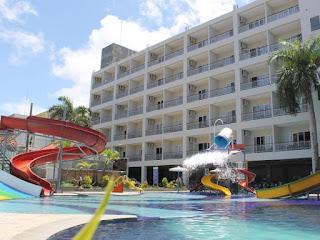 Hotel Aquarium Pangandaran