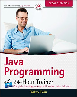 Java Programming 24-Hour Trainer, 2D Edition