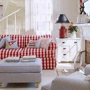 La casa di rory voglia di reinventare la mia casa for Red white blue home decorating ideas