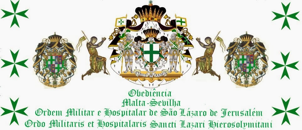 Ordem Militar e Hospitalar de São Lázaro de Jerusalém, Brasil