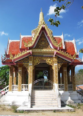Wat That Noi, Pavillion