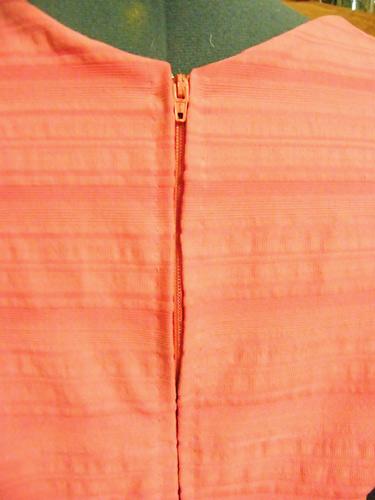 Cambie Zipper Detail