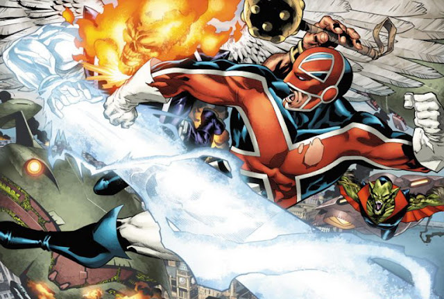 Captain Britain (Marvel Comics) Character Review - 5