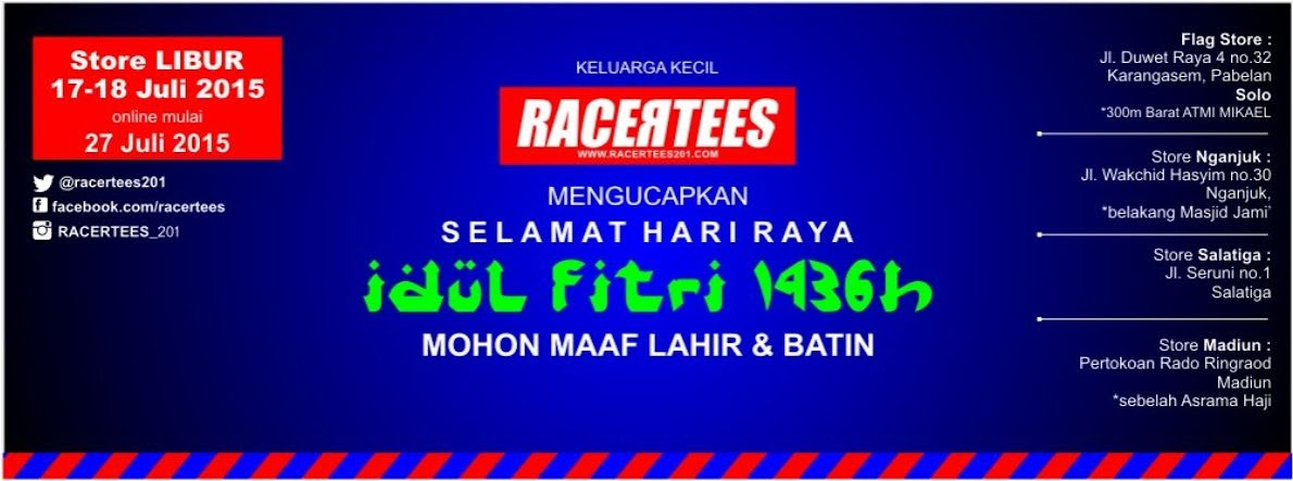 RACERTEES