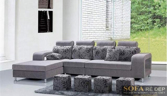 Sofa vải G005