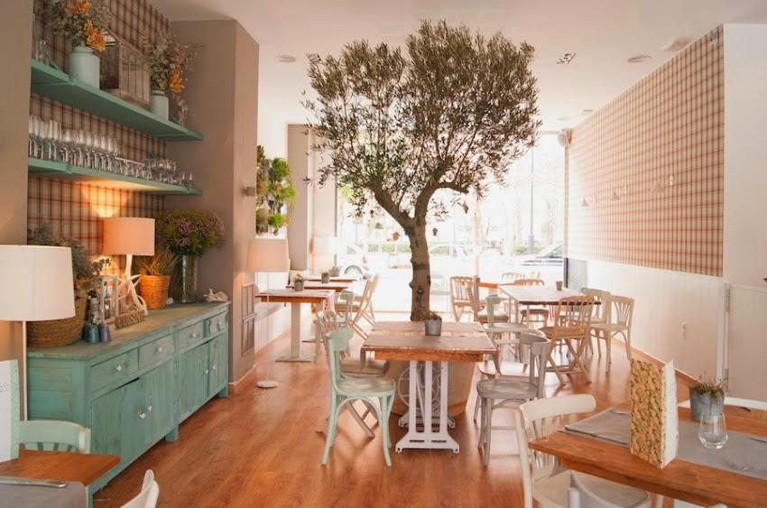 Blog achados de decora o decora o de restaurante for Mobiliario para cafes