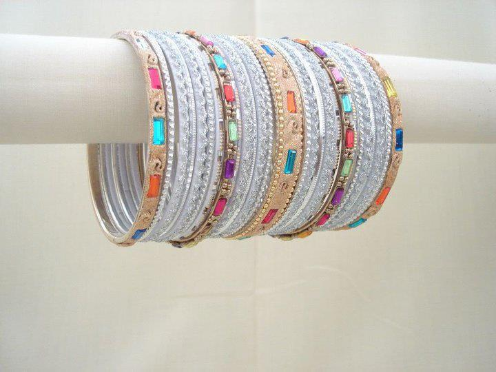 New bangles for girls