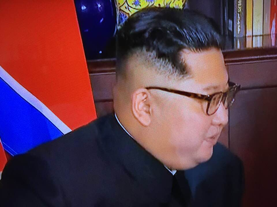 NORTH KOREA MAKES A DEAL