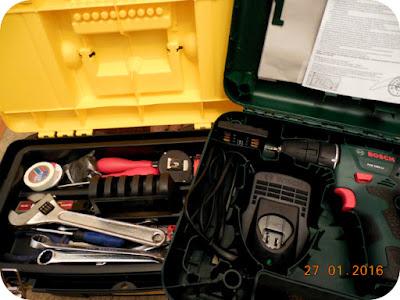 echipamentul initial