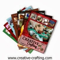 Featured in October 2013 issue of Creative Crafting