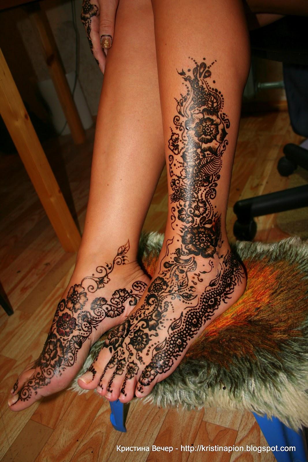 Сколько стоит хна для тату? Татуировки вся информация - сколько стоит хна для тату