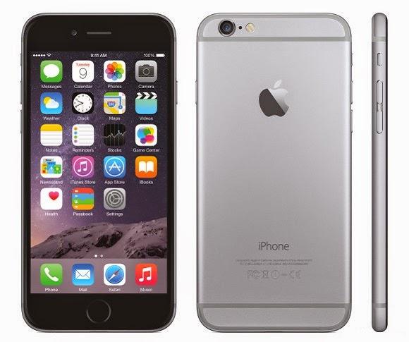 مواصفات ايفون 6 بلس iPhone 6 Plus بنظام ios