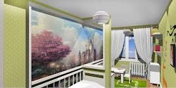 Дизайн вашей детской комнаты