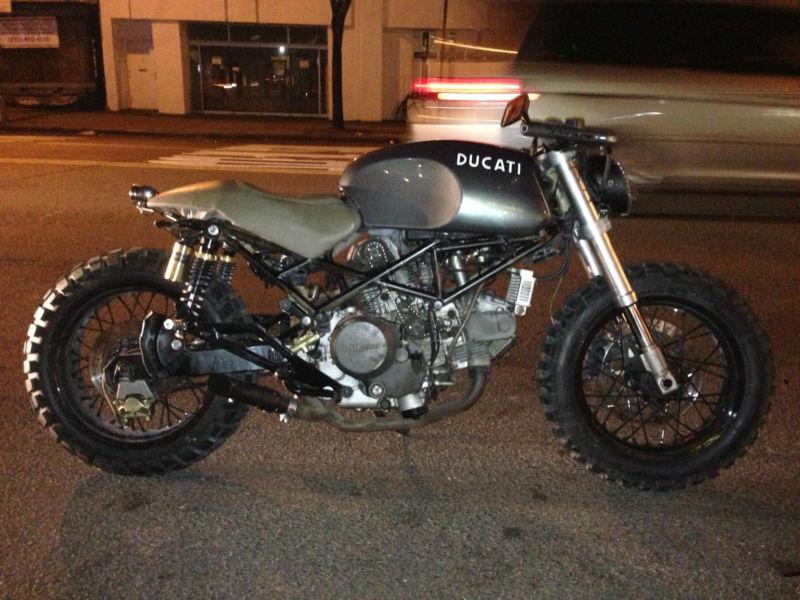 Ducati Monster   Wheels