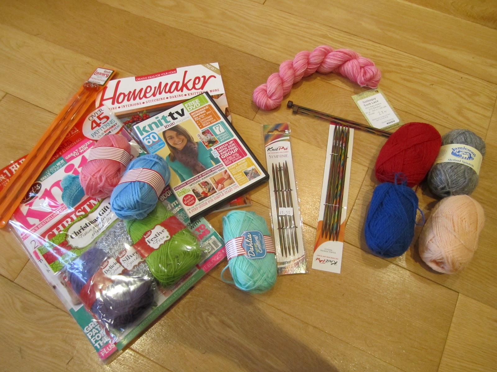 Knitting And Sewing Show Ingliston : Burnt Cookie: The Knitting and Sewing Show Haul