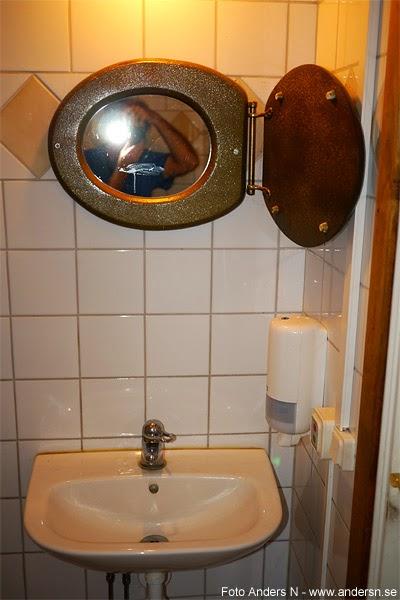 toalettspegel