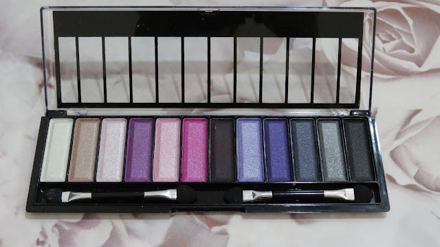 paleta ruby kisses 12 cores bad romance