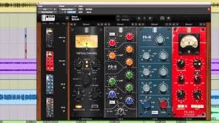 How To Get Pro Sounding Drum Overheads - The Recording Revolution