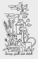 GRANDMA'S GARDEN de Roxane