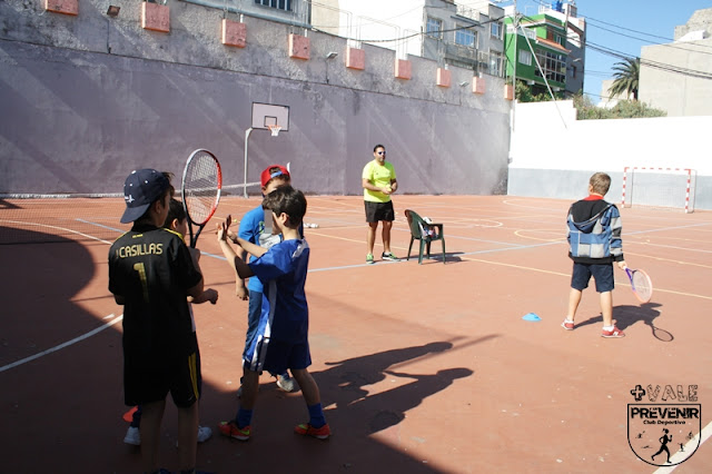 actividad tenis arucas