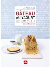 Gateau au yaourt et sirop d'agave