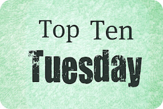 Top Ten Tuesday (15)